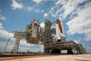 Photo Space Ship Launch